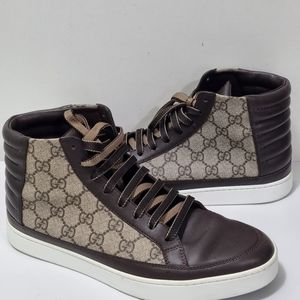 Authentic Gucci sneaker mens shoes